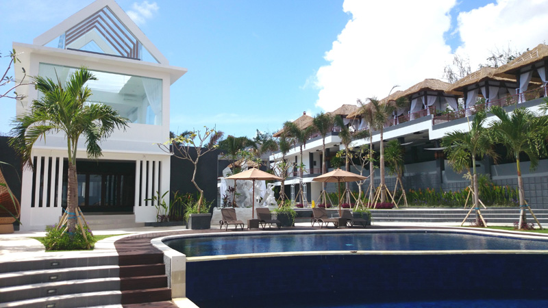 Hotel dekat Pantai Nusa Dua - TARIF HOTEL TERBAIK yang