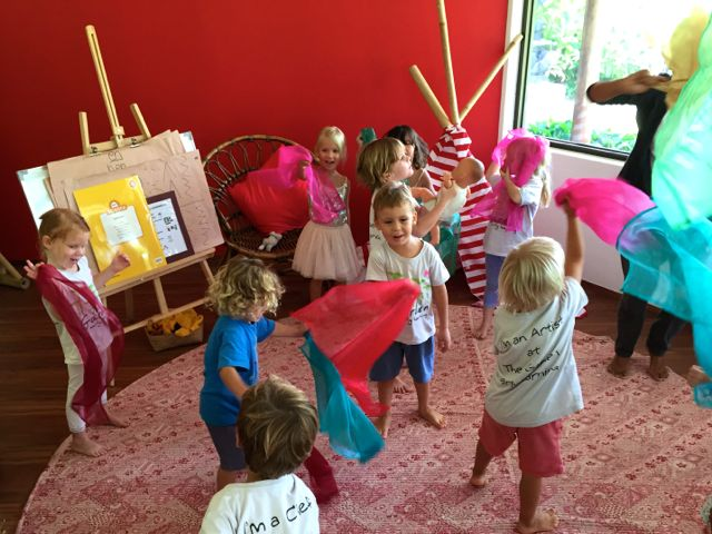 The Garden Early Learning Centre 2 » The Garden Bali, Tempat Penitipan Sekaligus Liburan Anak yang Edukatif