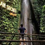 Aan Secret Waterfall Klungkung