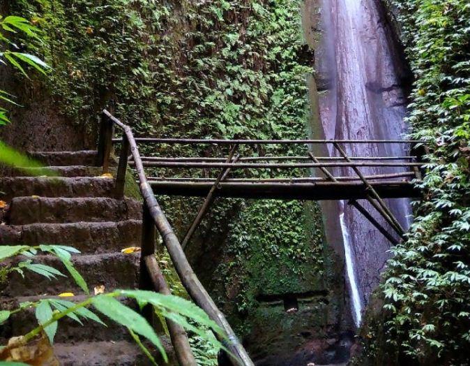 Aan Secret Waterfall Klungkung 3 » Pesona Aan Secret Waterfall Klungkung, Air Terjun Misterius yang Kini Jadi Lokasi Selfie Favorit