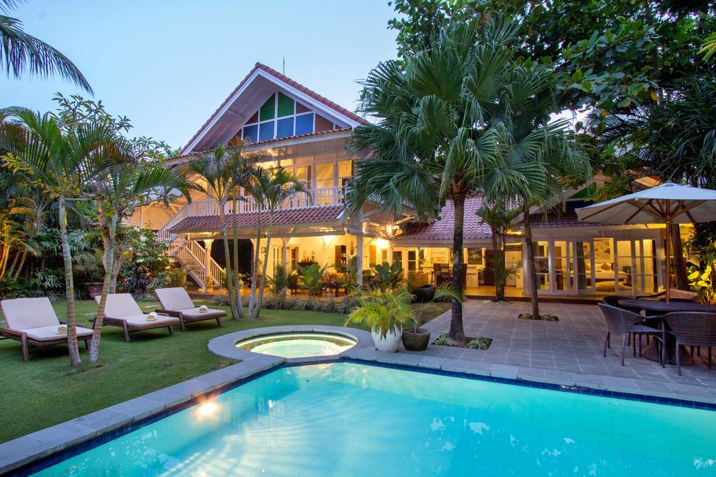 Adelle Villas Seminyak, Hotel dengan Suasana Alami Berbalutkan Kemewahan di Bali