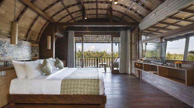 Adiwana Bee House Ubud 1 » Adiwana Bee House Ubud, Penginapan Eksklusif Tengah Sawah yang Menenangkan di Bali