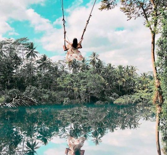 Agrowisata dan Swing Uma Pakel