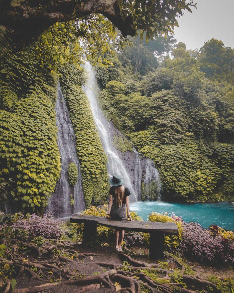 Air Terjun Banyumala 1 819x1024 » Air Terjun Banyumala, Air Terjun Eksotis Paling Indah di Pulau Bali