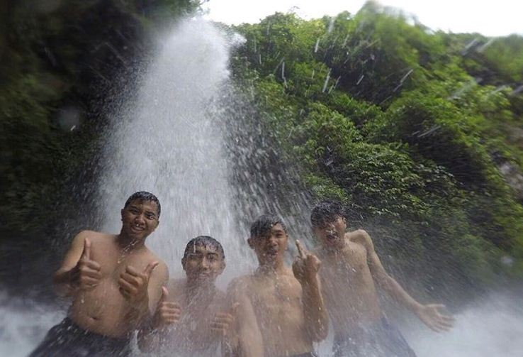 Air Terjun Batu Lantang 3 » Air Terjun Batu Lantang, Wisata Air Terjun Alami yang Menyegarkan di Baturiti