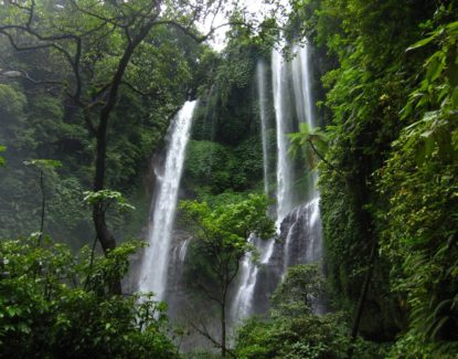 Air Terjun Blemantung Tabanan