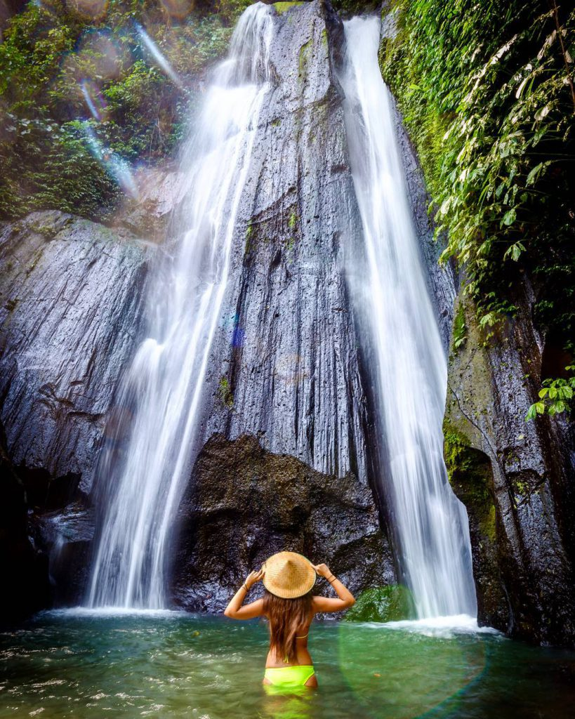 Air Terjun Dusun Kuning Bali 2 819x1024 » Air Terjun Dusun Kuning Bali, Wisata Alami yang Masih Asri di Bangli