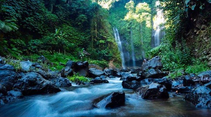 Air Terjun Fiji Desa Lemukih