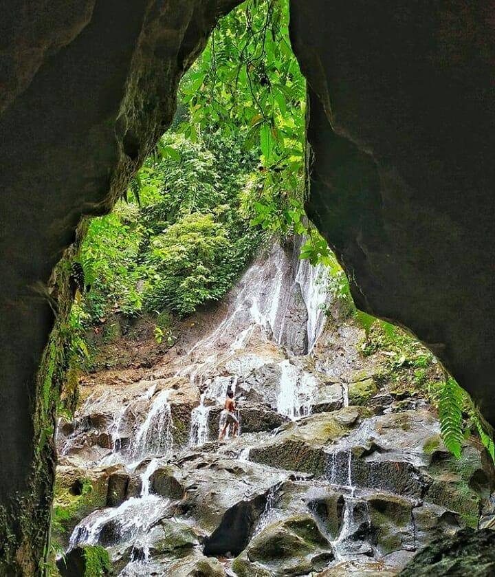 Air Terjun Goa Giri Campuhan 2 » Berpetualang ke Air Terjun Goa Giri Campuhan, Destinasi Alami Terbaru di Bali
