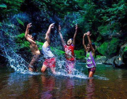 Air Terjun Goa Giri Campuhan