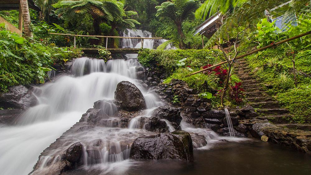 Air Terjun Jembong Ambengan 1 » Air Terjun Jembong Ambengan, Wisata Air Terjun dengan Nuansa Alami yang Tertata Rapi