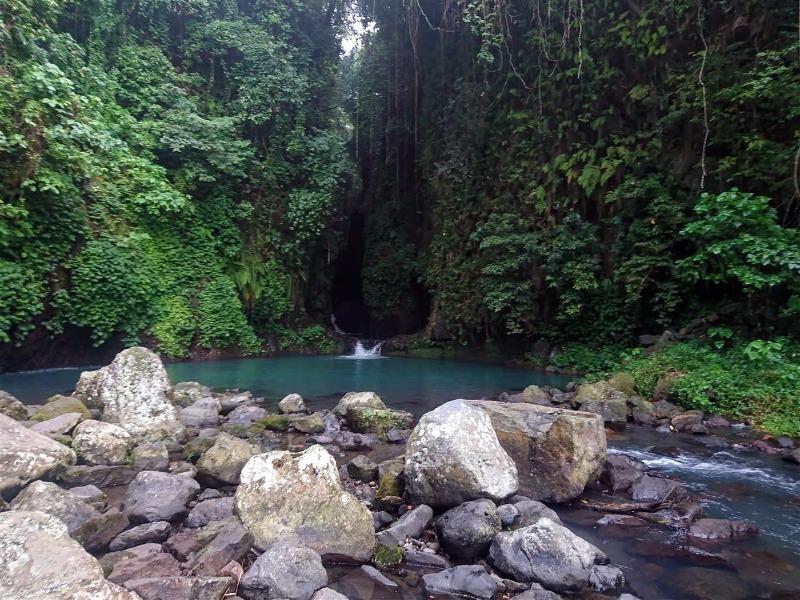 Air Terjun Pucak Sari Sukasada 2 » Air Terjun Pucak Sari Sukasada aka Blue Lagoon dengan Suasana yang Menenangkan