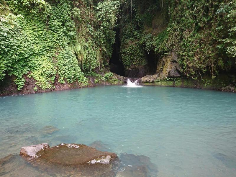 Air Terjun Pucak Sari Sukasada 3 » Air Terjun Pucak Sari Sukasada aka Blue Lagoon dengan Suasana yang Menenangkan