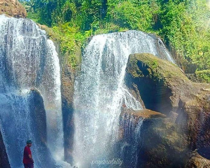 Air Terjun Punggul Abiansemal 1 » Air Terjun Punggul Abiansemal, Wisata Air Terjun Unik dan Ajaib di Bali
