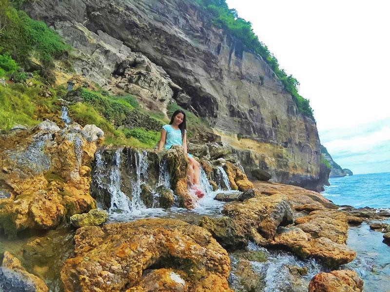 Air Terjun Seganing Nusa Penida 2 » Air Terjun Seganing Nusa Penida, Air Terjun Istimewa yang Keindahannya Tersembunyi