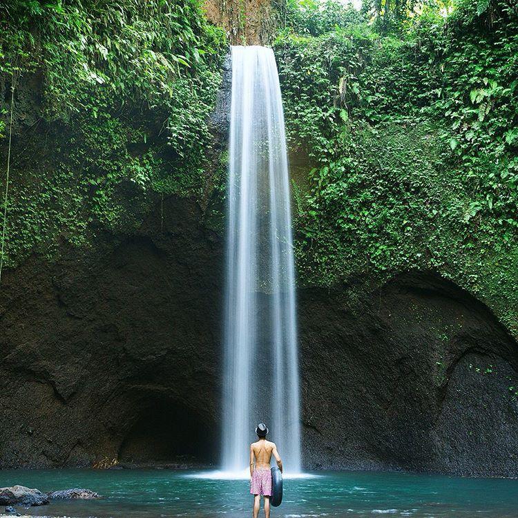 7 air terjun di Bali yang paling indah