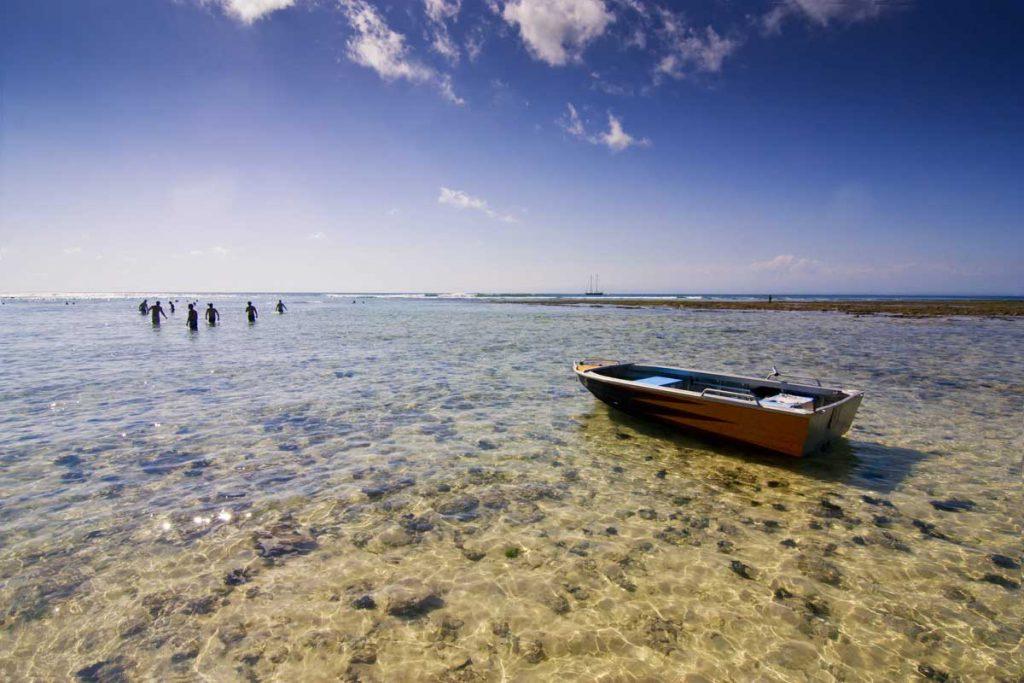 Air laut yang jernih di Pantai Padang Padang Bali 1024x683 » Pantai Padang Padang Bali, Pantai Romantis Lokasi Syuting Eat Pray Love