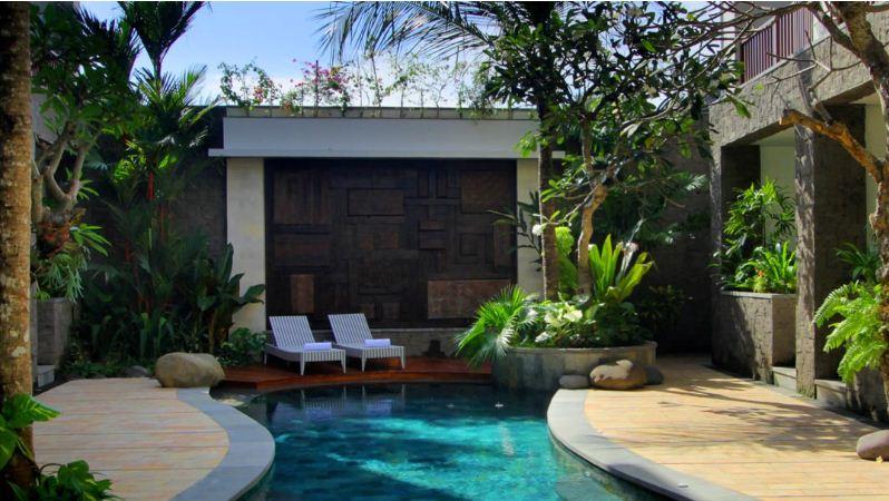 Akana Boutique Hotel – Pilihan Penginapan dengan Akses Pantai yang Gampang di Sanur