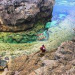 Aktivitas di Angel's Billabong Nusa Penida