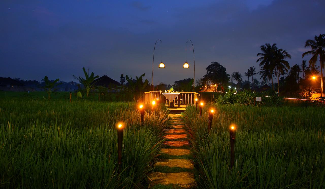 Alam Puisi Villa Ubud, Penginapan Mewah dengan Nuansa Alami yang Begitu Terasa