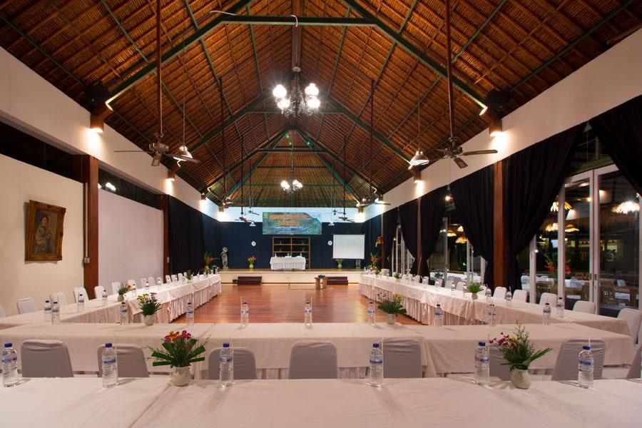 Alam Puisi Villa Ubud, Tawarkan Paket Meeting dengan Suasana Alami Khas Pedesaan