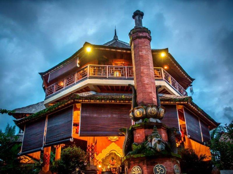 Anand Ashram Ubud 1 » Liburan Anti-Mainstream di Bali, Menginap Sekaligus Mencoba Yoga di Anand Ashram Ubud