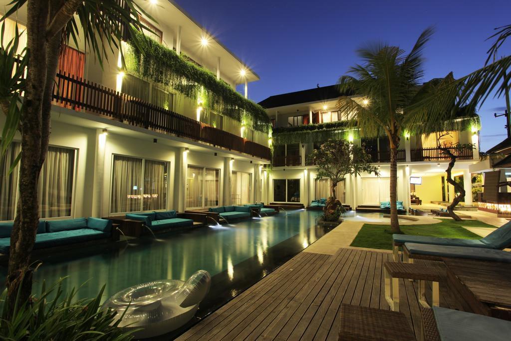 Aquarius Star Hotel Kuta 1 1024x683 » Aquarius Star Hotel Kuta, Hotel Murah dengan Suasana yang Nyaman, Rindang dan Berfasilitas Lengkap