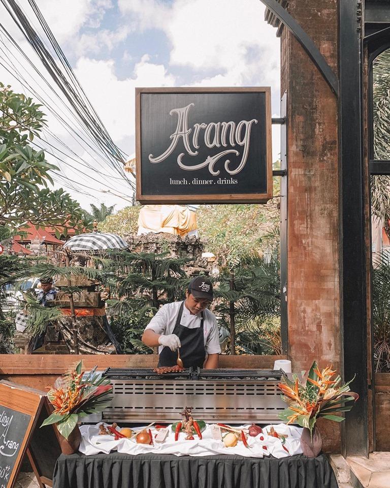 Arang Sate Bar Ubud 3 » Mencoba Pengalaman Kuliner Tradisional di Arang Sate Bar Ubud dengan Konsep yang Modern