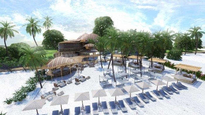 Artotel Beach Club Sanur 1 » Artotel Beach Club Sanur, Pilihan Tempat Bersantai Asyik dengan Hamparan Pantai Putih Bersih di Depan Mata