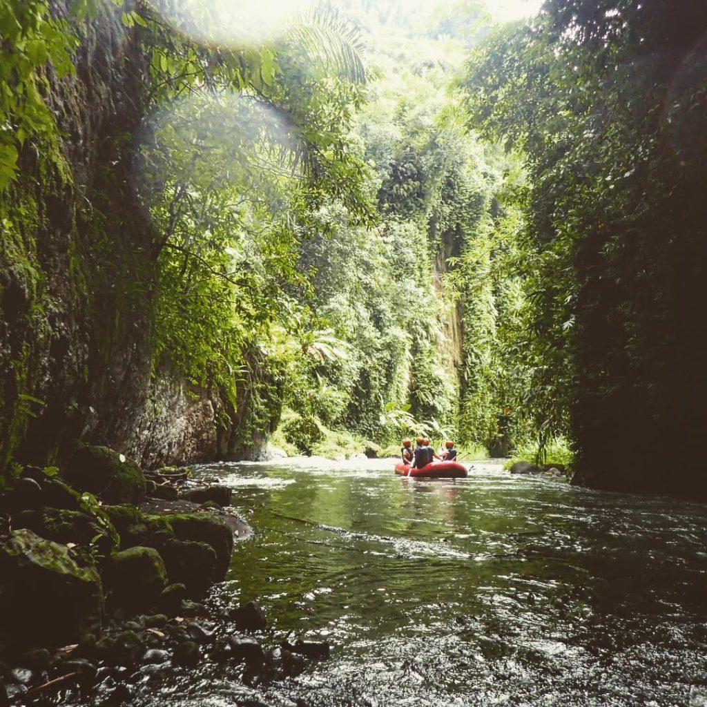Arung Jeram Sungai Telaga Waja 2 1024x1024 » Arung Jeram Sungai Telaga Waja, Aktivitas Menantang di Jalur Rafting Sejauh 16 Km