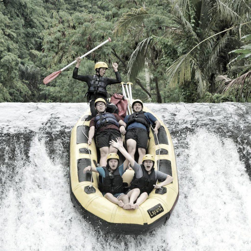 Arung Jeram Sungai Telaga Waja 4 1024x1024 » Arung Jeram Sungai Telaga Waja, Aktivitas Menantang di Jalur Rafting Sejauh 16 Km
