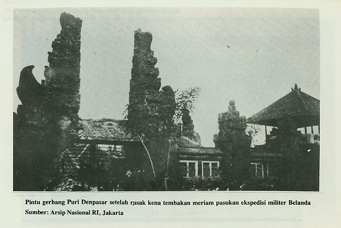 Sejarah dan Asal-usul Kota Denpasar Bali