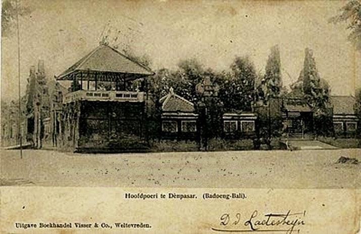 Asal usul Kota Denpasar 3 » Sejarah dan Asal-usul Kota Denpasar Bali