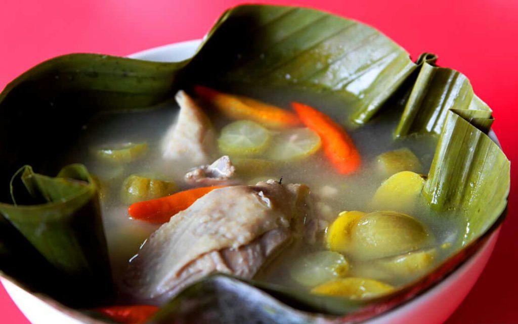 Ayam Garang Asem 1 1024x641 » Ayam Garang Asem, Kuliner Bali dengan Kuah Gurih dan Segar