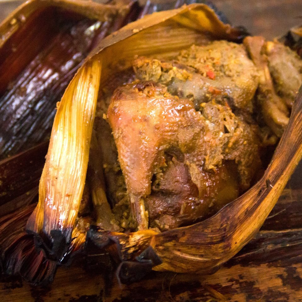 Ayam Keren Khas Bali
