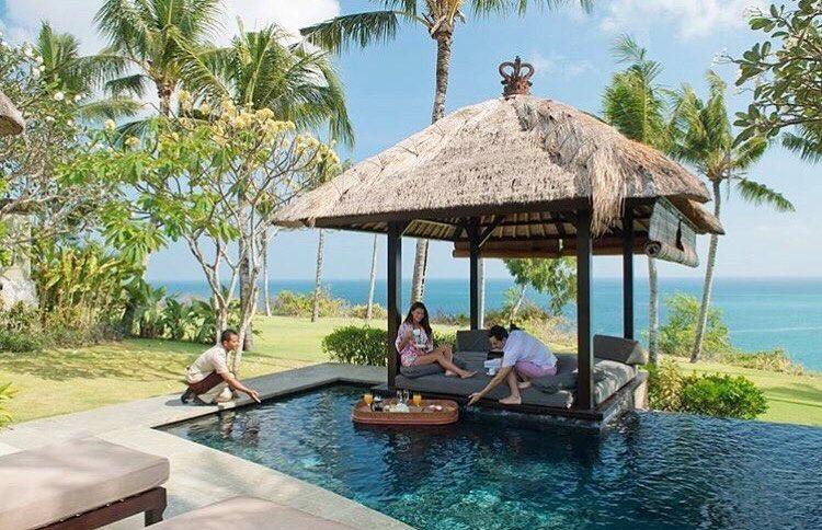 Ayana Resort Bali 2 » Ayana Resort Bali, Hotel Mewah Tepi Pantai dengan Pemandangan Fantastis