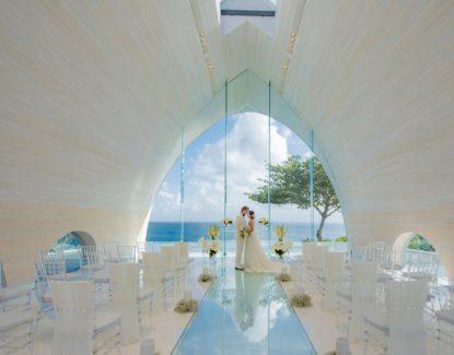 Ayana Tresna Chapel Bali