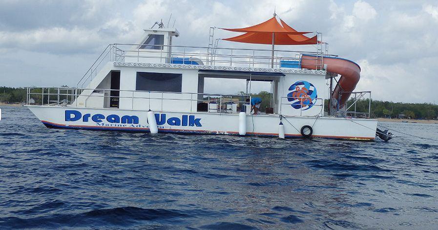 Bali Dream Walk, Tawarkan Pengalaman Liburan Penuh Aktivitas Menyenangkan di Nusa Lembongan