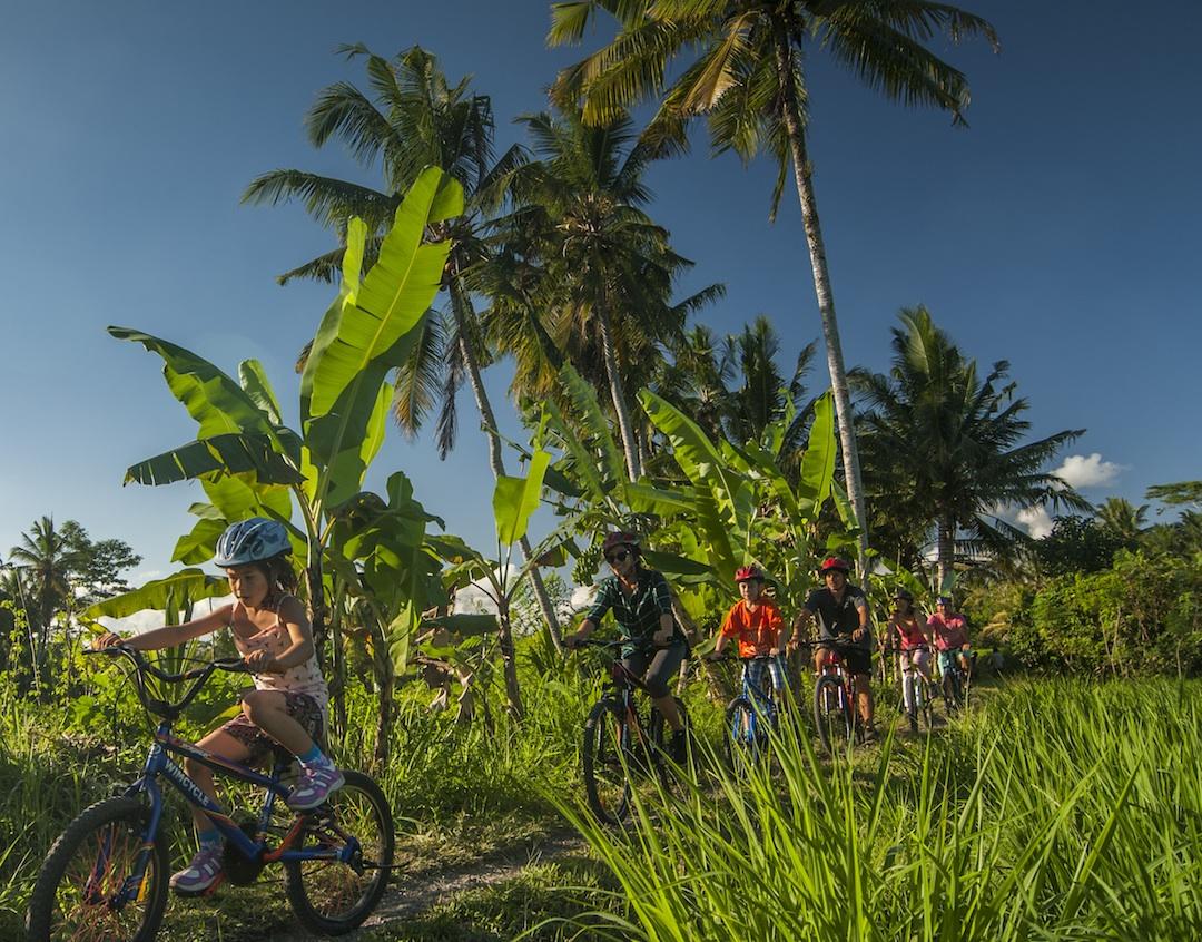 Bali Eco Cycling, Pilihan Aktivitas Wisata Penuh Petualangan dan Edukatif