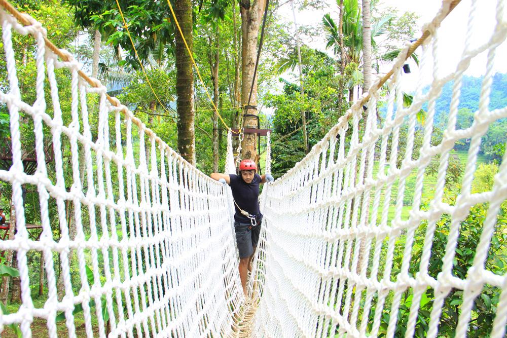 Bali Jungle Adventure Park Klungkung 2 » Bali Jungle Adventure Park Klungkung, Tawarkan Deretan Aktivitas Liburan Penuh Tantangan