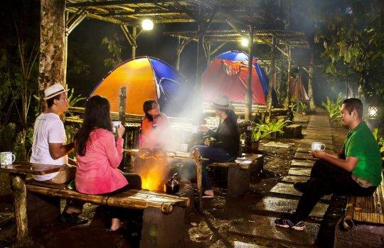 Bali Jungle Camping Padangan 4 » Bali Jungle Camping Padangan, Cara Berbeda Menikmati Liburan ke Bali dengan Berkemah Mewah