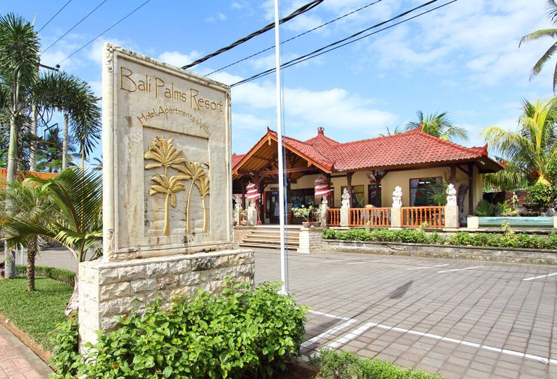 Bali Palm Resort Candidasa 2 » Bali Palm Resort Candidasa, Nuansa Tropis yang Eksotis dan Mewah