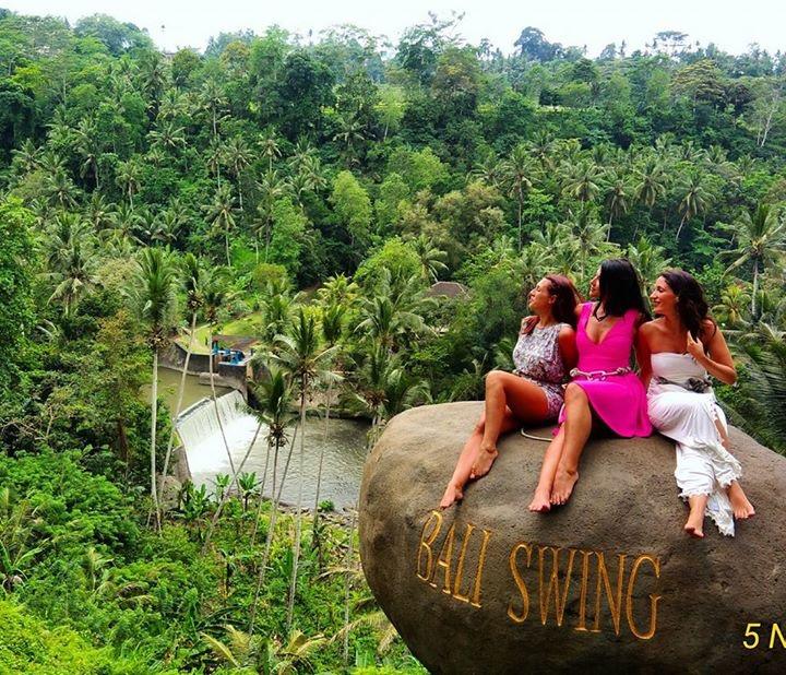 Bali Swing Abinsemal 2 » Bali Swing Abiansemal, Tempat Berfoto Selfie Keren Sekaligus Menantang di Pulau Dewata