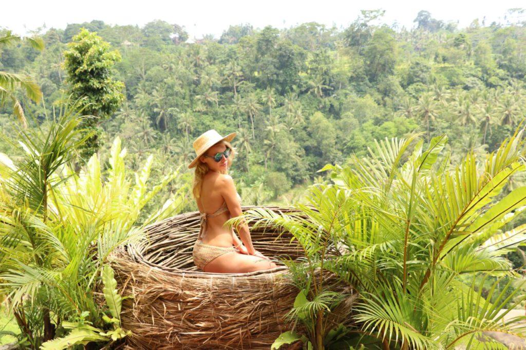 Bali Swing Abinsemal 3 1024x682 » Bali Swing Abiansemal, Tempat Berfoto Selfie Keren Sekaligus Menantang di Pulau Dewata