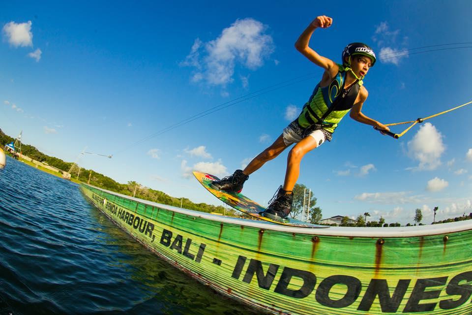Bali Wake Park Denpasar 1 » Bali Wake Park Denpasar, Tawarkan Wahana Permainan Air yang Asyik Wake Boarding