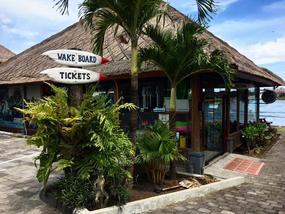 Bali Wake Park Denpasar 2 » Bali Wake Park Denpasar, Tawarkan Wahana Permainan Air yang Asyik Wake Boarding
