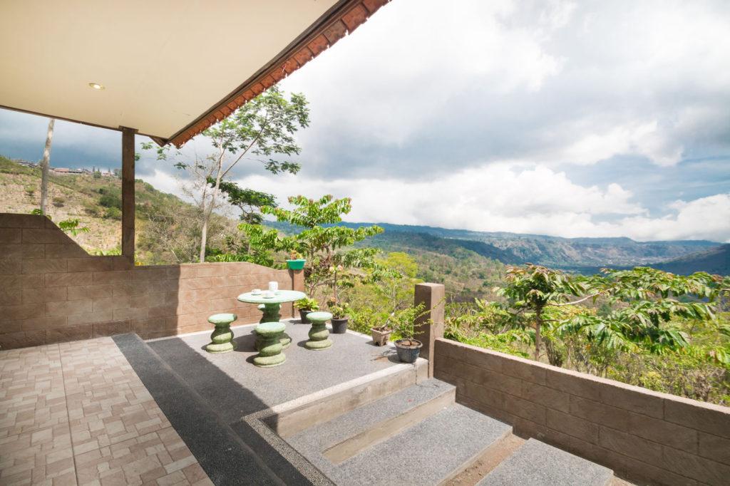 Batur Mountain View 1 1024x682 » Batur Mountain View, Penginapan Murah di Kintamani dengan Sajian Pemandangan Gunung Batur