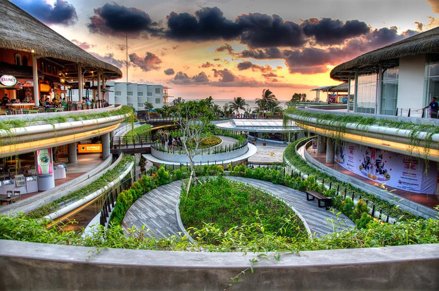 Beachwalk Shopping Mall 1 » Beachwalk Shopping Mall , Wisata Belanja Dekat Pantai Kuta Bali