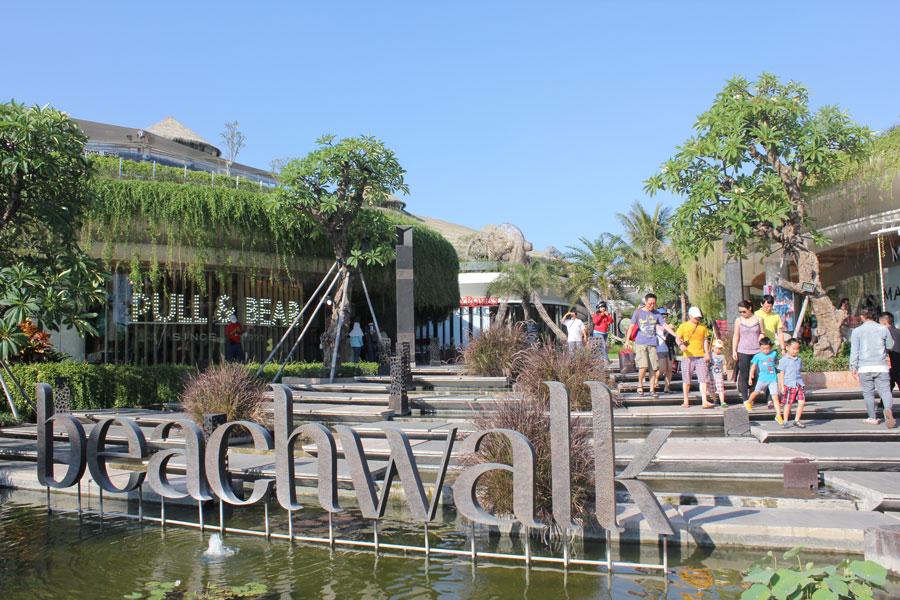 Beachwalk Shopping Mall 2 » Beachwalk Shopping Mall , Wisata Belanja Dekat Pantai Kuta Bali