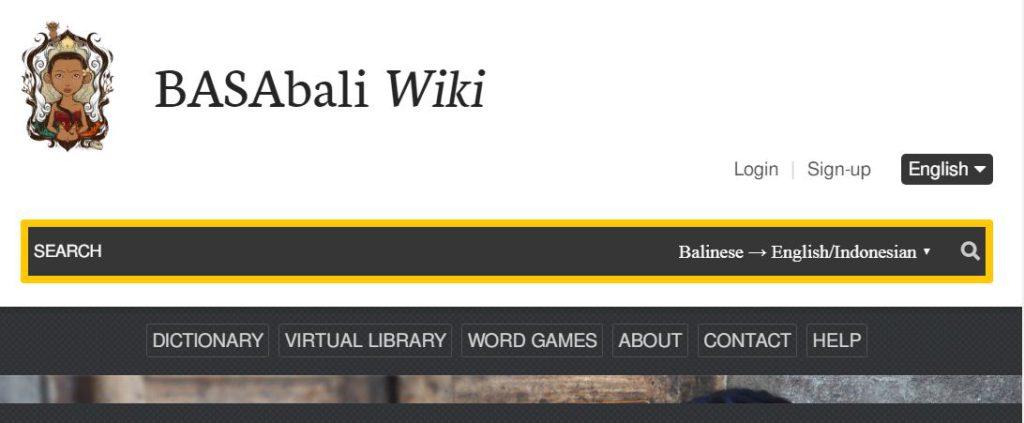 Belajar Bahasa Bali Online 1 1024x423 » Yuk, Mulai Belajar Bahasa Bali Online Lewat Wiki BASAbali, Gratis!
